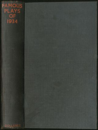 Famous Plays of 1934
