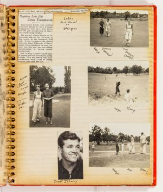 [Scrapbook]: Female Amateur Wisconsin Golf Champion