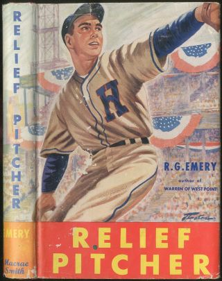 Relief Pitcher. R. G. EMERY