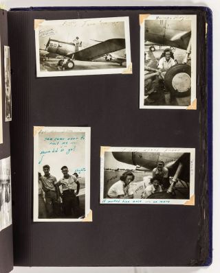 [Photo Album]: Naval Air Station Mechanic and WAVES