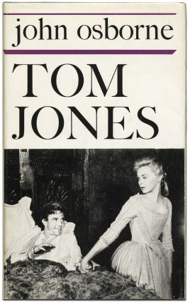 Tom Jones: A Film Script. John OSBORNE