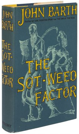 The Sot-Weed Factor. John BARTH