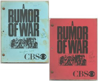 Teleplay): Philip Caputo's A Rumor of War. John Sacret YOUNG