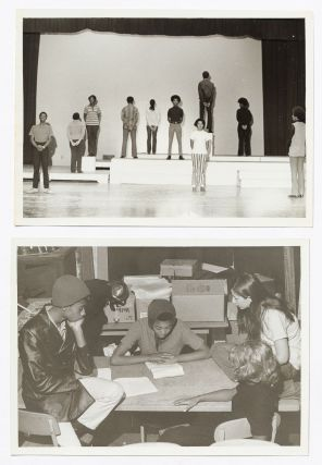 [Loose Photographs]: African-American Theater Group