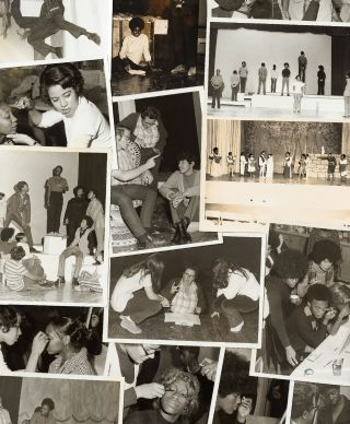 Loose Photographs]: African-American Theater Group