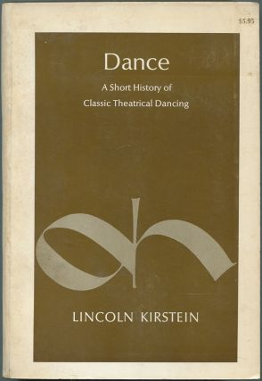 Dance: A Short History of Classic Theatrical Dancing