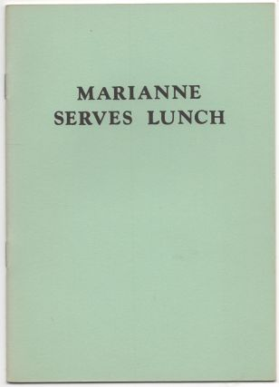 Marianne Serves Lunch