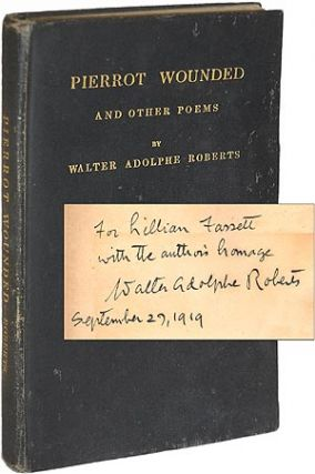 Pierrot Wounded and Other Poems