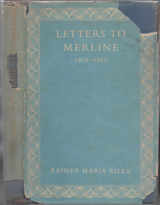 Letters To Merline 1919-1922