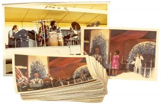 Photographs]: Monterey Jazz Festival 1970