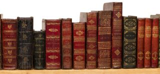 A Collection of American Bookbindings, 1791 - 1900