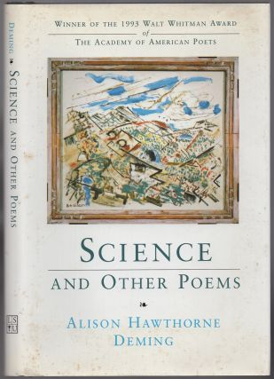 Science and Other Poems. Alison Hawthorne DEMING