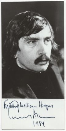 Inscribed Photograph. Edward ALBEE