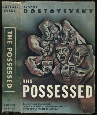 The Possessed. Fyodor DOSTOYEVSKY
