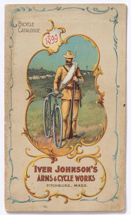 A Collection of Turn-of-the Century Bicycle Trade Catalogues and Related Ephemera