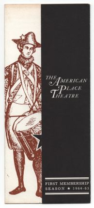 The American Place Theatre: First Membership Season, 1964-65