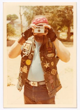 [Loose Photographs]: Renegades Motorcycle Club, So. Cal. Chapter.