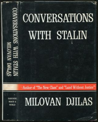 Conversations With Stalin. Milovan DJILAS