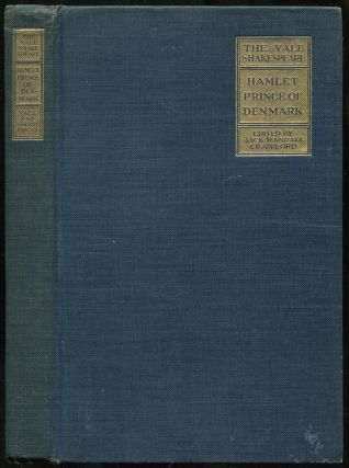 The Tragedy of Hamlet (The Yale Shakespeare). Jack Randall CRAWFORD