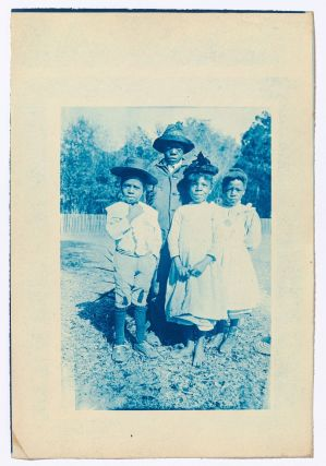 Cyanotypes]: African-American in the South
