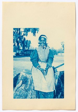 [Cyanotypes]: African-American in the South