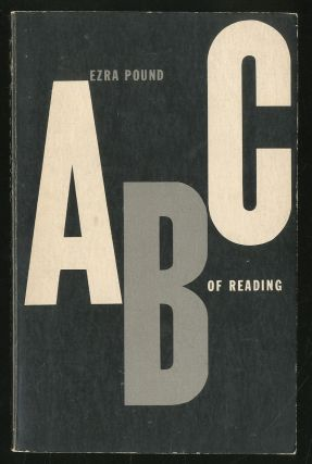 A B C of Reading. Ezra POUND