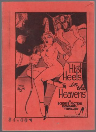 High Heels in the Heavens: A Science Fiction Bondage Thriller