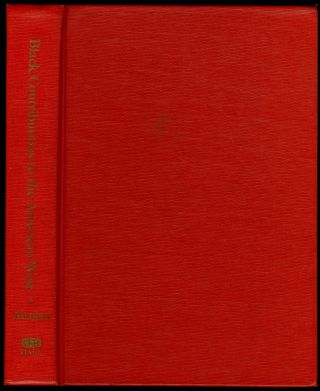Blacks and Their Contributions to the American West; A Bibliography and Union List of Library...