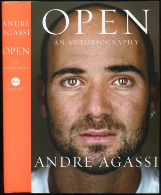 Open: An Autobiography. Andre AGASSI