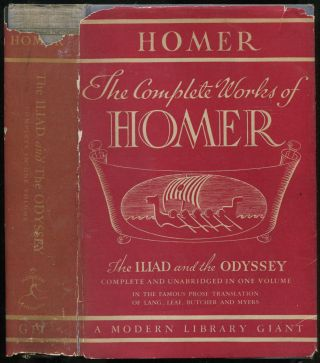 The Complete Works of Homer: The Iliad and The Odyssey