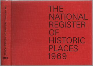 The National Register of Historic Places 1969
