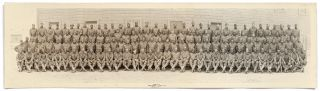 Panoramic photograph]: Company A. 318th. Engrs. (Combat) Bn. 14th. Feb. 1944