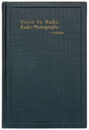Vision by Radio, Radio Photographs [with] Two Inscribed Radio Photograms from 1923, each among the earliest original images transmitted over radio waves
