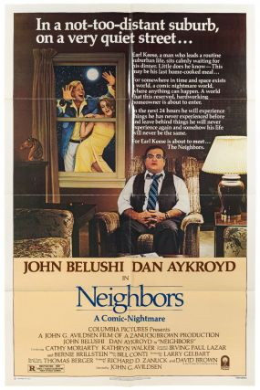 Film Poster): Neighbors. Thomas BERGER