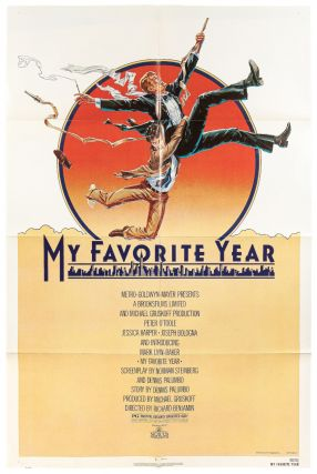 Film Poster): My Favorite Year