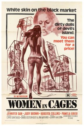 Film Poster]: Women in Cages