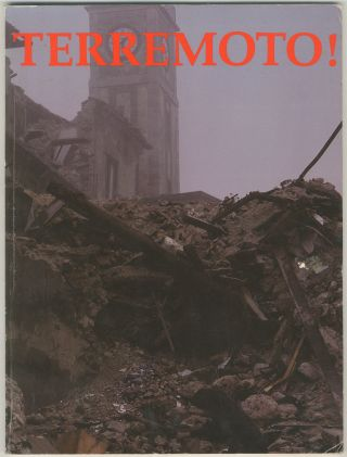 Terremoto! The Story of Catholic Relief Services in the Aftermath of the 1980 Italian Earthquake