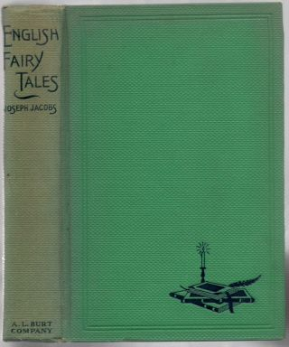 English Fairy Tales. Joseph JACOBS