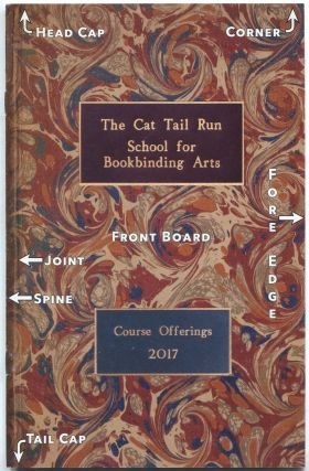 The Cat Tail Run School for Bookbinding Arts: Course Offerings 2017