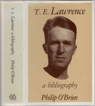 T.E. Lawrence: A Bibliography