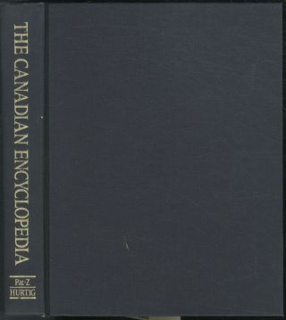 The Canadian Encyclopedia. Volume III: Pat-Z, Index