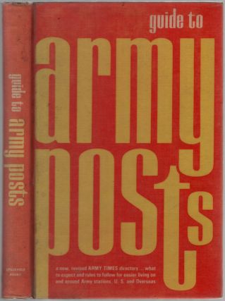 Army Times Guide to Army Posts