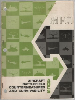 Aircraft Battlefield Countermeasures and Survivability FM 1-101