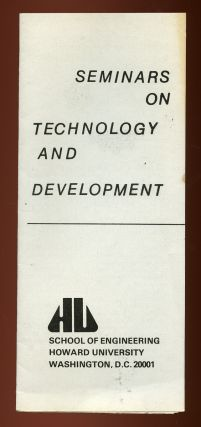 Seminars on Technology and Development