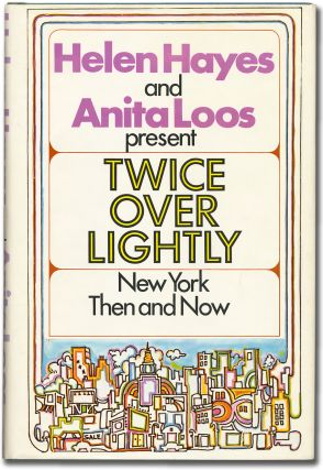 Twice Over Lightly: New York Then and Now