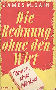 Die Rechnung ohne den Wirt [The Postman Always Rings Twice]