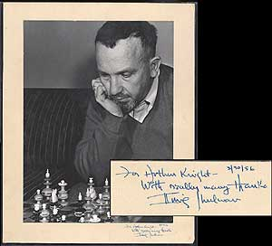 Photograph of Irving Shulman by Arthur W. Knight