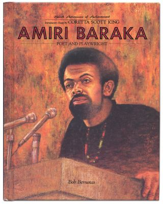 Amiri Baraka: Poet and Playwright. Bob BERNOTAS