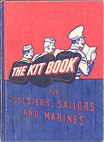 """(Story): """"The Hang of It"""" in The Kit Book for Soldiers, Sailors and Marines"""