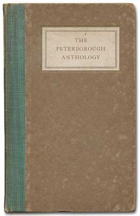 The Peterborough Anthology: Being a Selection from the Work of the Poets Who Have Been Members of the MacDowell Colony